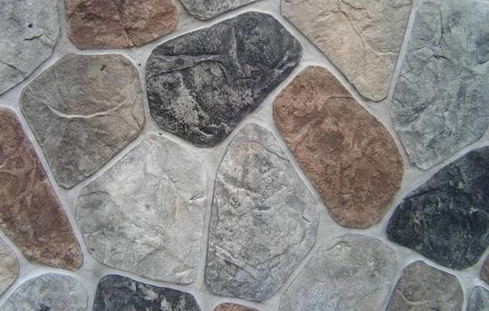 Штукатурка под камень - как сделать своими руками