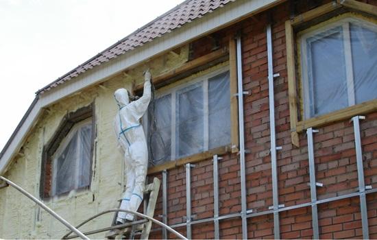 Утепление кирпичного дома снаружи - современные методы