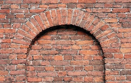 Кирпичная арка – технология кладки