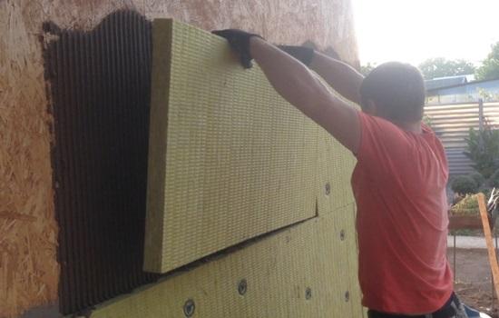 Штукатурка по осб плите на фасаде – особенности процесса