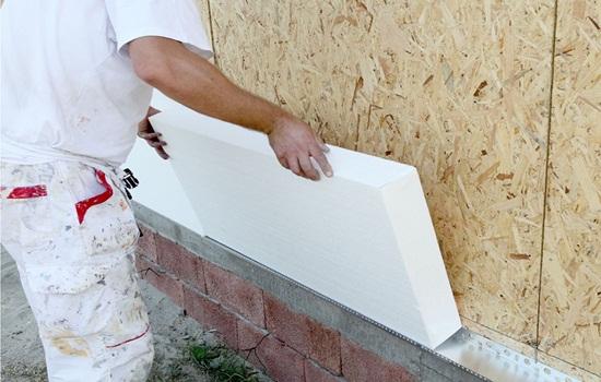 Утепление кирпичной стены снаружи пенополистиролом – инструкция