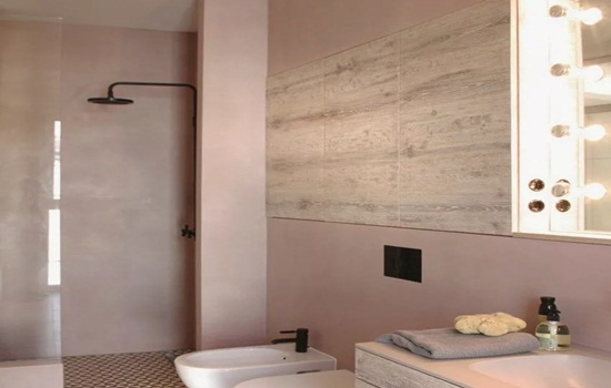 Водостойкая штукатурка для ванной комнаты - советы по выбору и нанесению