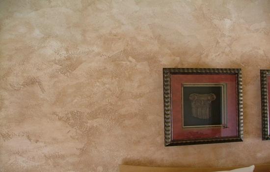 Венецианская штукатурка – состав, техника нанесения