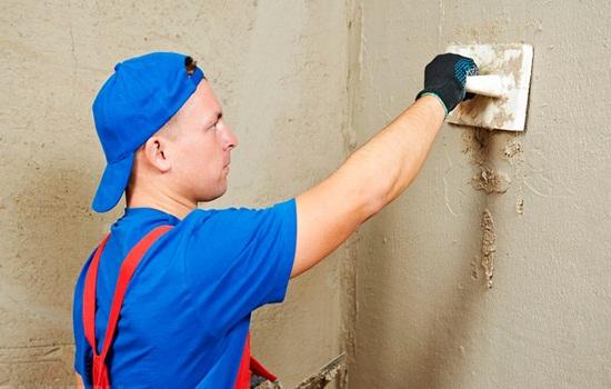 Выравнивание стен штукатуркой – этапы работы