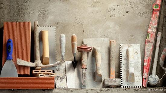 Демонтаж штукатурки – правила выполнения работ