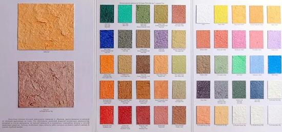 Покраска декоративной штукатурки – особенности технологии