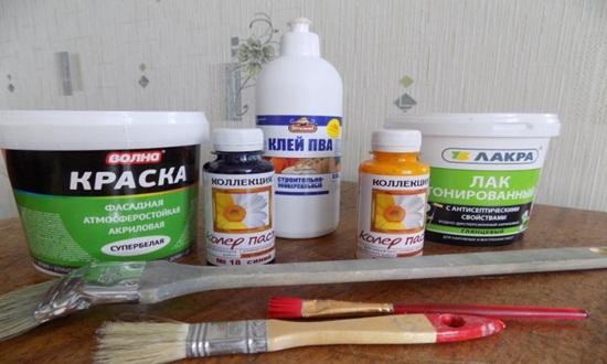 Краска по штукатурке для внутренних работ – правила нанесения