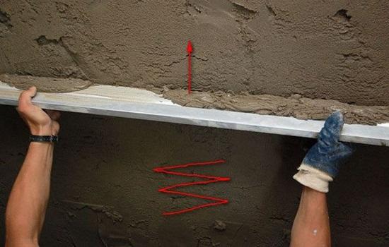 Протравка цементной штукатурки нейтрализующим раствором расценка в смете диск по бетону 230 алмазный для болгарки купить