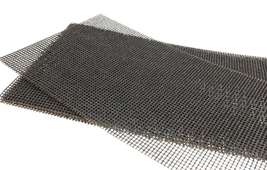 Сетка для шпаклевки – разновидности, технология монтажа