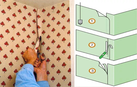 Как клеить метровые обои – пошаговая инструкция