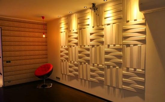Чем покрыть стены в квартире вместо обоев – способы декорирования
